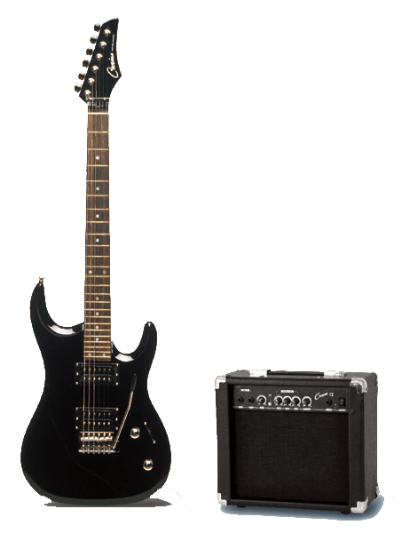Electric Guitars And Amps On Amazon
