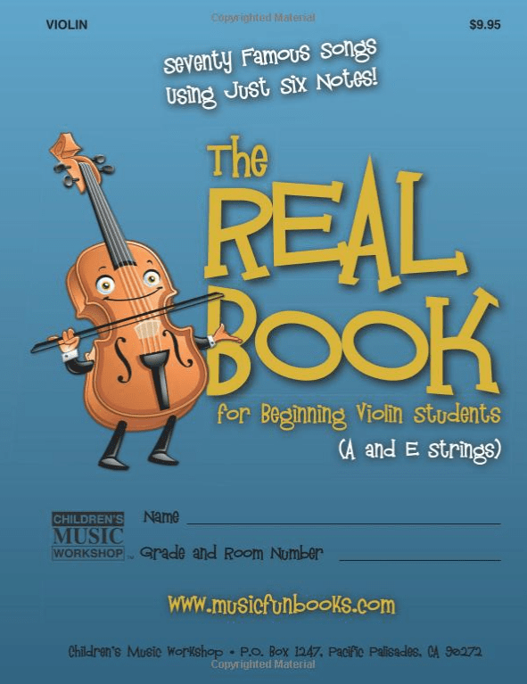 Violin Books for Beginners - A Must Have List of the Best