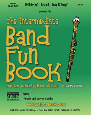 Free Clarinet Sheet Music