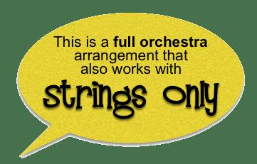 Elementary Orchestra Arrangements - Easy full elementary